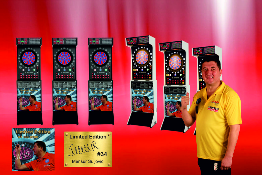 Limited Edition - Mensur Suljovic